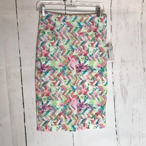 Lularoe Cassie Skirt - Size Small